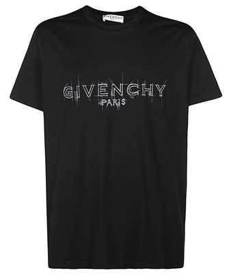 Givenchy BM70ZQ3002 PATCH T-shirt