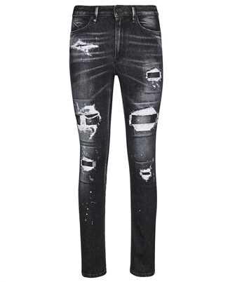Don Dup DP450 DS0215D BU0 STRETCH Jeans