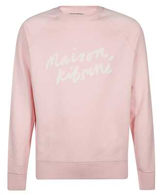 Maison Kitsune GM00313KM0001 HANDWRITING CLEAN Mikina