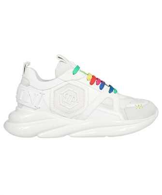 Philipp Plein PAAS MSC3077 RUNNER MIX MATERIALS PLEIN HURRICANE Sneakers