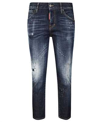 Dsquared2 S72LB0354 S30342 COOL GIRL CROPPED Jeans