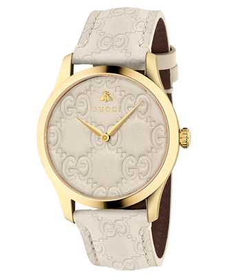 Gucci Timepieces YA1264033A 126MD WHT CLF/2NPVD/WHT CLF 38mm Watch