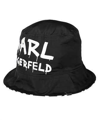 Karl Lagerfeld 206W3411 GRAFFITI Hat
