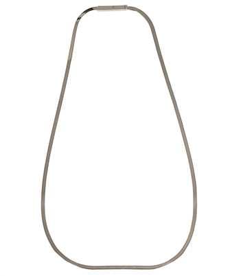 Bottega Veneta 649373 V5070 FLAT HERRINGBONE CHAIN Necklace