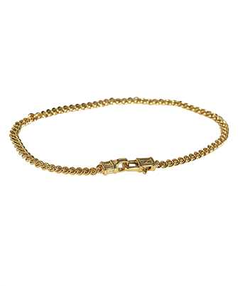 Tom Wood B13029CBM01 7.0 CURB Bracelet