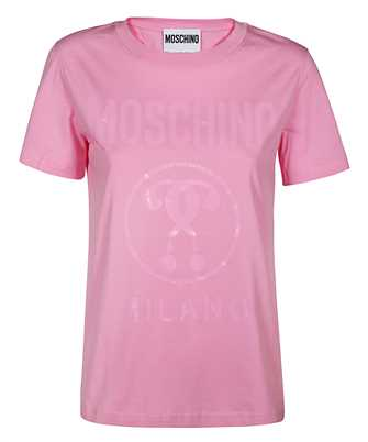 Moschino 0710 5540 DOUBLE QUESTION MARK T-shirt