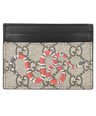 Gucci 451277 K541N KINGSNAKE Card holder