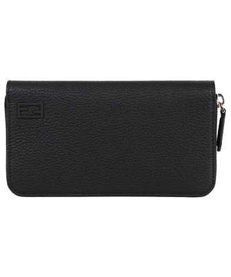 Fendi 7M0210 AG0L ZIP AROUND Wallet