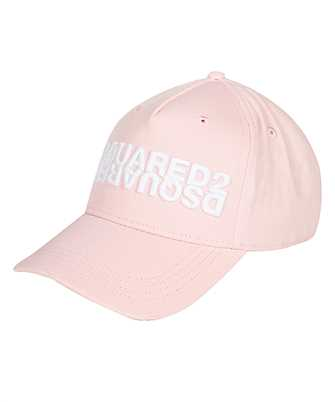 Dsquared2 BCW0282 05C00001 MIRRORED LOGO Cap