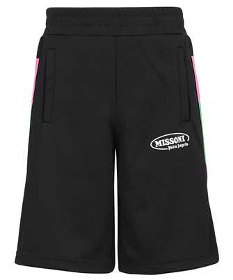 Palm Angels PMCB035F21FAB001 MISSONI TRACK Shorts