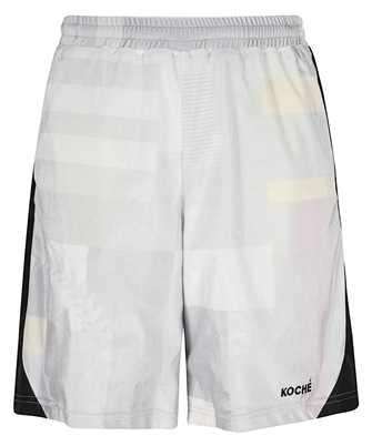 Kochè SK2MU0004 S23896 EMBROIDERED LOGO Shorts