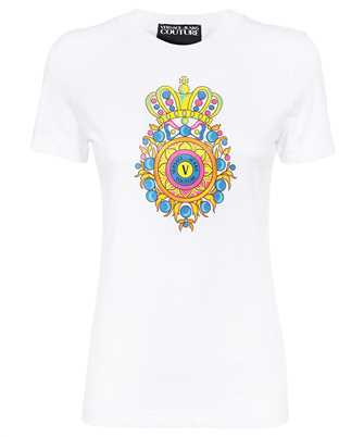 Versace Jeans Couture 71HAHT20 CJ00T SMALL TRANSFER T-shirt