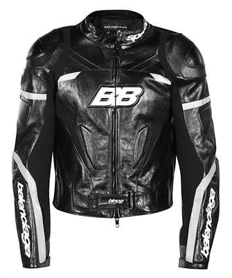 Balenciaga 641274 TKS01 BIKER Jacket