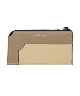 Acne FN-UX-SLGS000189 LEATHER ZIP Wallet