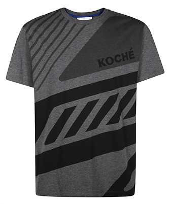 Kochè SK4GC0007 S20184 MOTOCROSS-INSPIRED DESIGN T-shirt