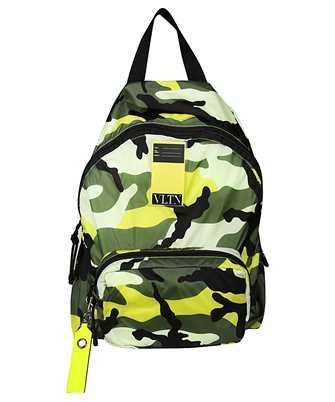 Valentino Garavani UY2B0981CAF CAMOUFLAGE PRINT Backpack