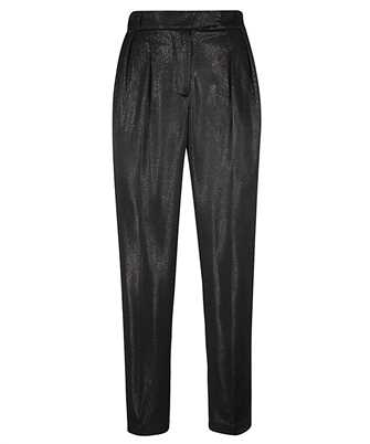 Karl Lagerfeld 206W1061 SPARKLE LAMÉ TAILORED Trousers