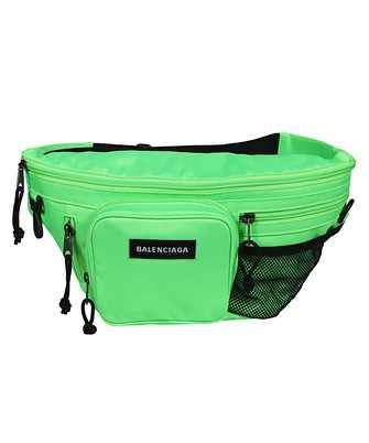 Balenciaga 620261 9XZS5 EXPLORER MULTIZIP Belt bag