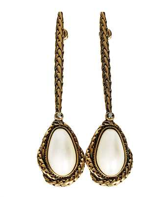Alexander McQueen 621760 J160K STONE Earrings