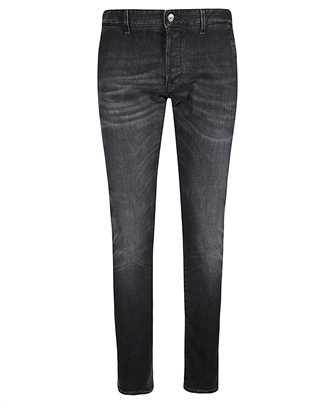 Don Dup UP555I DSE287U AO8 SLIM-FIT Jeans