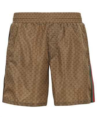 Gucci 599585 XHAD4 WATERPROOF GG NYLON Swim shorts