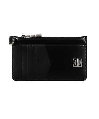 Givenchy BB60GXB15S 4G ZIP Card holder