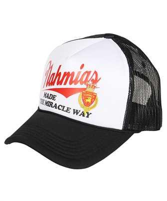 Nahmias MW TH BLACK MIRACLE WAY TRUCKER Cap