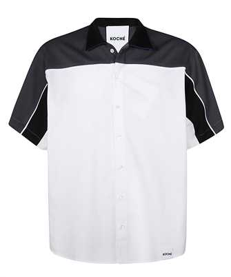 Kochè SK2DL0013 S53511 COLOUR-BLOCK COTTON Shirt