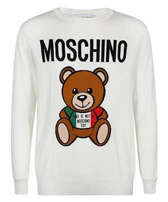 Moschino A0927 2002 ITALIAN TEDDY BEAR Knit