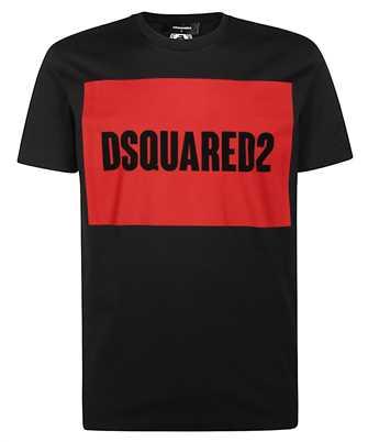 Dsquared2 S74GD0720 S22427 BOX LOGO T-shirt