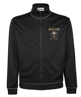 Moschino A1778 2029 GOLD LOGO Sweatshirt