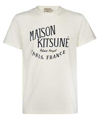 Maison Kitsune AM00100KJ0008 PALAIS ROYAL CLASSIC Tričko