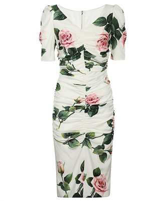 Dolce & Gabbana F6G9HT-FSAZD TROPICAL ROSE Dress