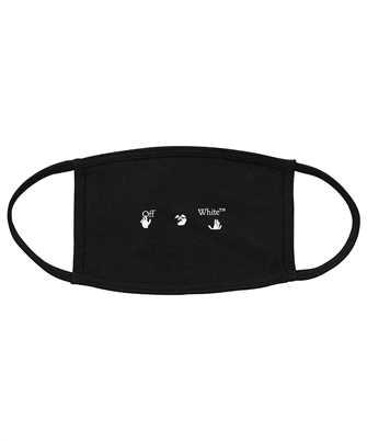 Off-White OMRG001R21JER001 OW LOGO Mask