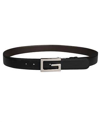 Gucci 626974 AP0BN REVERSIBLE SQUARE G BUCKLE Belt