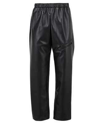 Opening Ceremony YMCJ001F21FAB001 FAUX LEATHER TRACK Trousers