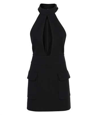 Saint Laurent 658306 Y288V KEYHOLE Dress