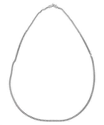 Tom Wood N13029CCM01S925.925 20.5 CURB Necklace