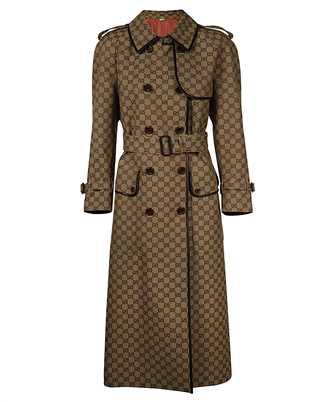 Gucci 648997 Z8AMP GG COTTON Coat