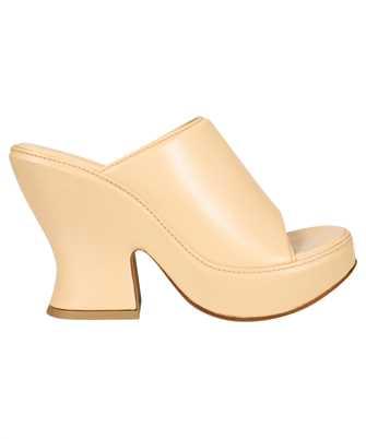 Bottega Veneta 658979 VBSD0 WEDGE Sandals