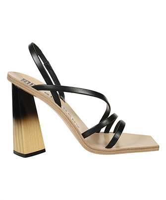 Givenchy BE304DE0PZ WOOD HEELS Sandals