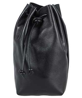 Jil Sander JSPS840153 WSS01052 LEATHER BRACELET DRAWSTRING Bag