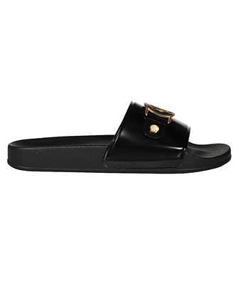 Moschino MB28042G0AG1 DOUBLE QUESTION MARK Slides