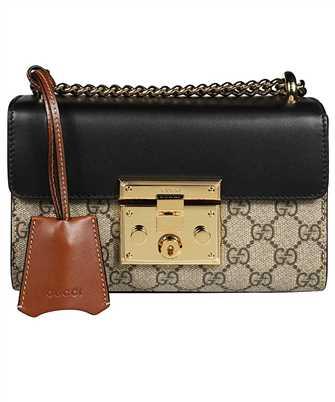 Gucci 409487 KLQJG PADLOCK SMALL Bag