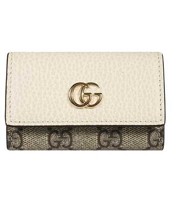Gucci 456118 17WAG GG MARMONT Key holder