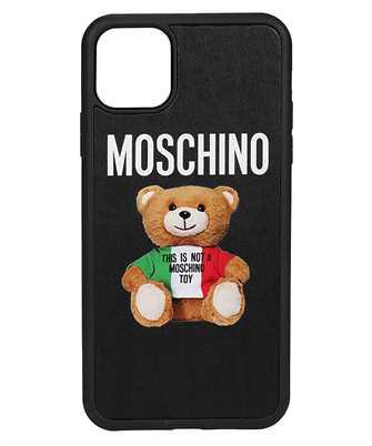 Moschino A7947 8301 ITALIAN TEDDY BEAR iPhone 11 PRO MAX cover