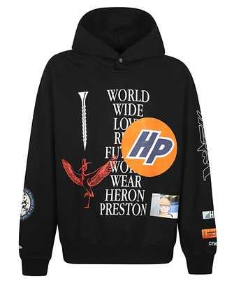 Heron Preston HMBB011F20JER001 COLLAGE Hoodie