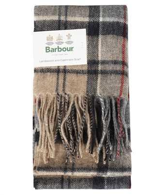 Barbour USC0002TN32 MERINO CASHMERE TARTAN Scarf