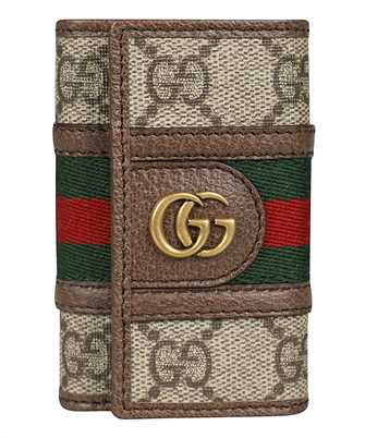 Gucci 603732 96IWT OPHIDIA Key holder