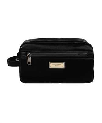 Dolce & Gabbana BT0988 AO243 NYLON SAMBOIL COSMETIC Bag
